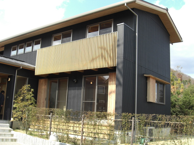 池田住宅さんのモデルハウス