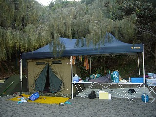Double Iland Camping 010