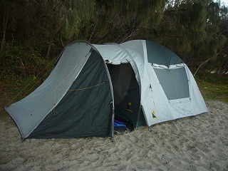 Double Iland Camping 009