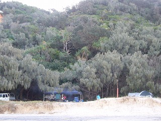 Double Iland Camping 027