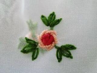 細かい刺繍が可愛くて、オトメのツボ
