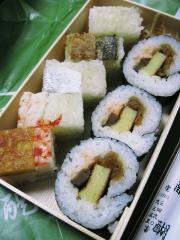 醍醐のお寿司は、上品な味なんです。