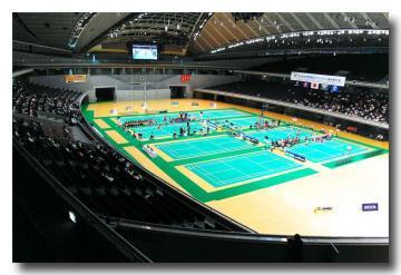 全日本実業団バドミントン選手権大会