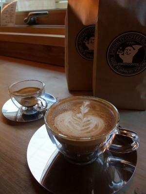 横井コーヒーで