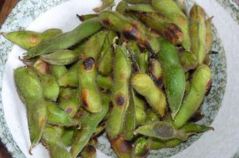 枝豆のグリル