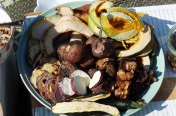 野菜バーベキュー