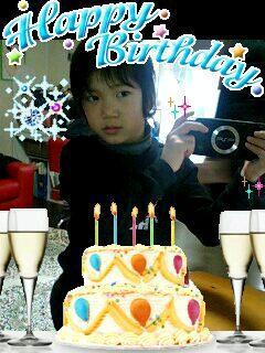 2号 誕生日