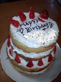 4段ケーキ