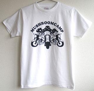 きのこtシャツ5