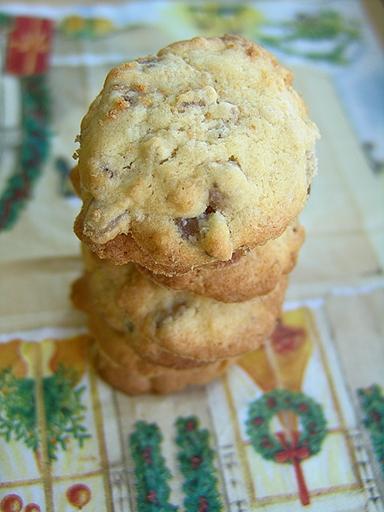 どんぐりクッキー