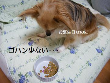 お腹空いちゃうよ!