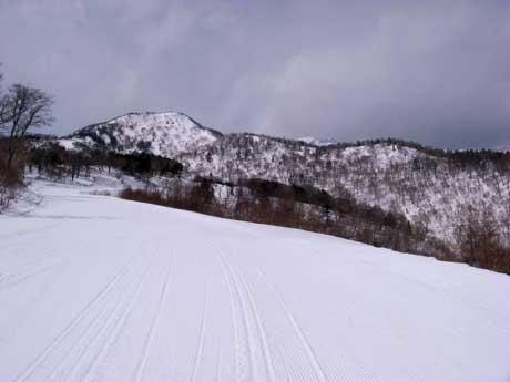 上州前武尊山と剣ヶ峰