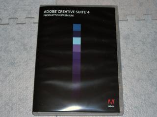 Adobe Creative Suite4 Production Premium