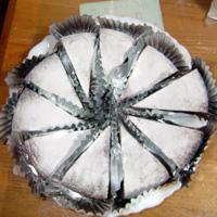 今回のケーキ