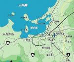 博多湾地図
