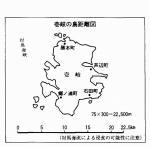 壱岐島地図
