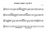 Shabby Eagle's jig(楽譜)
