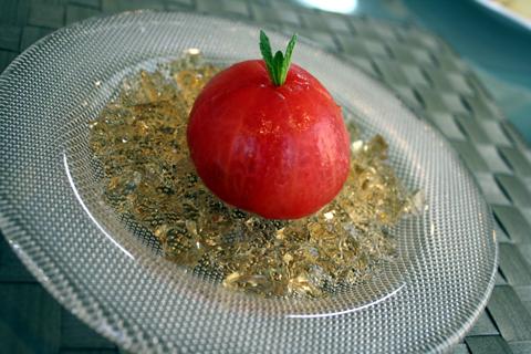トマトのファルシ2