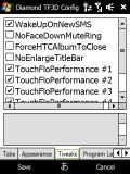 TouchFLO 3D - Tweaks