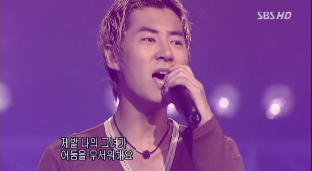 030323 SBS Inkigayo Shinhwa - Deep Sorrow [HQ][640x352][love324].avi_000062495