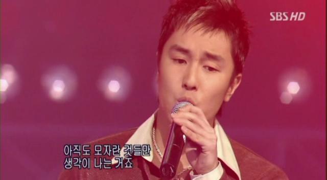 030323 SBS Inkigayo Shinhwa - Deep Sorrow [HQ][640x352][love324].avi_000132699