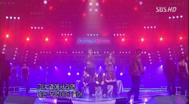 030323 SBS Inkigayo Shinhwa - Deep Sorrow [HQ][640x352][love324].avi_000194994