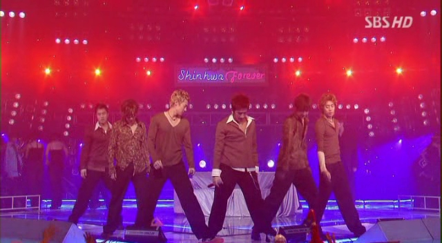 030323 SBS Inkigayo Shinhwa - Deep Sorrow [HQ][640x352][love324].avi_000252452