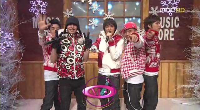 Big Bang - 20080119 MBC Music Core[Bigbang MCs+Last Farewell].avi_000012946