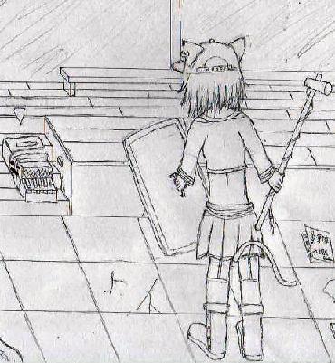 妖アコーディオン VS エアー
