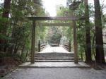 内宮(風日祈宮への道)