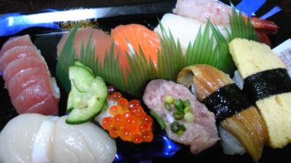 子供の日お寿司