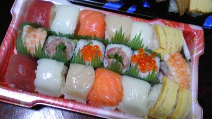 子供の日お寿司 (2)