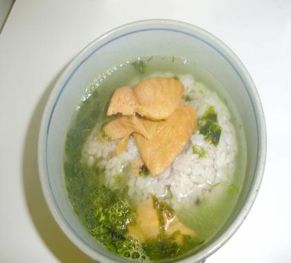 サケ茶漬け4