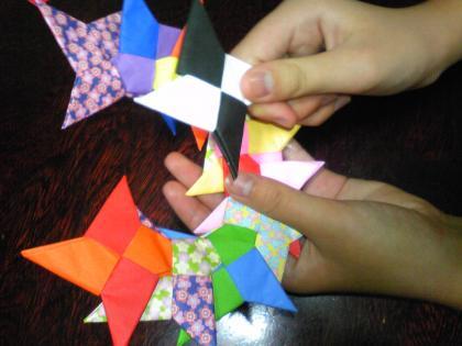 折り紙ちゃん