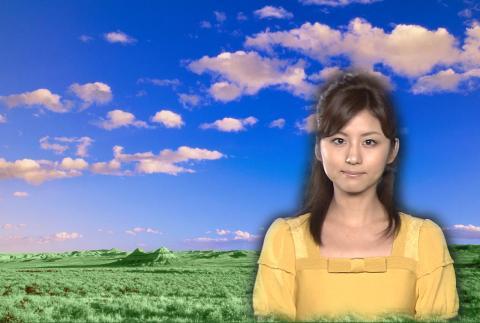 草原の乙女