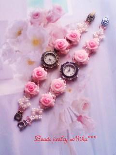 薔薇時計1
