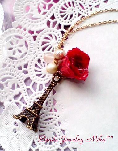 パリの薔薇