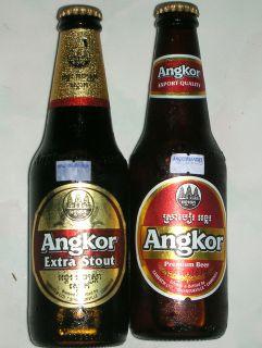 アンコールビール小瓶_