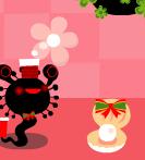 ニョロクリスマスパール