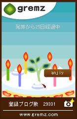 グリムス2本目誕生日のケーキ