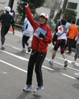 東京マラソン後半