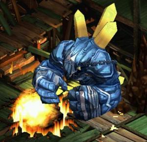 神獣:ギガス