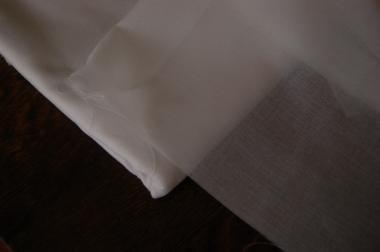 この布を使って・・・