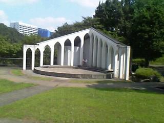 若宮公園野外音楽堂