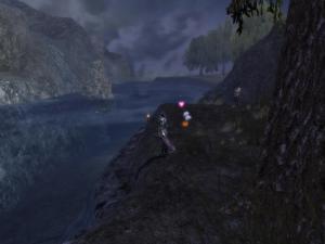 三途の川?
