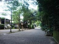 天岩戸神社・西#2