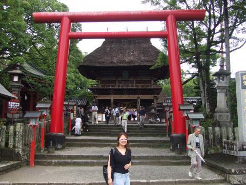 kokuho tempio