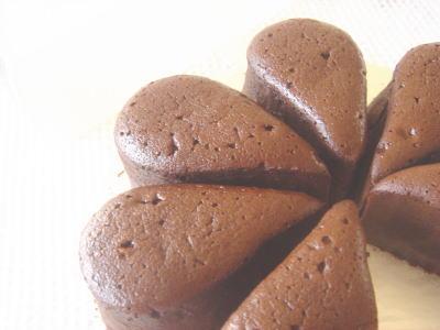 チョコスフレ