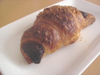 サンマルクカフェのチョコクロ
