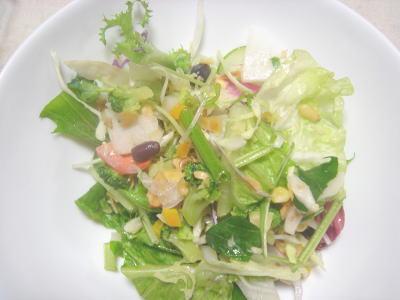 30品目サラダ